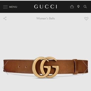 e6dd2d58aed Gucci Accessories - Gucci Marmont GG belt